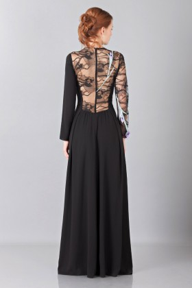 Lace embroidered dress - Nina Ricci - Rent Drexcode - 2