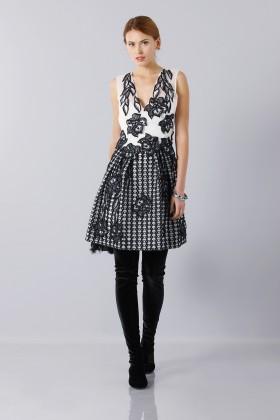 Silk and mohair dress - Alberta Ferretti - Rent Drexcode - 1