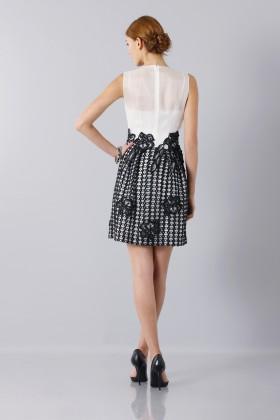 Silk and mohair dress - Alberta Ferretti - Rent Drexcode - 2
