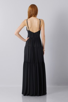Black dress - Vera Wang - Sale Drexcode - 2
