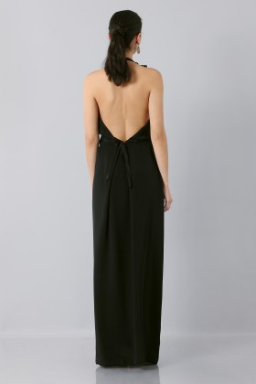 Dress with asymmetrical neck - Vivienne Westwood - Sale Drexcode - 2