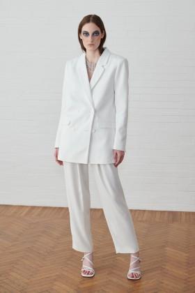 Completo giacca e pantalone bianco - IRO - Rent Drexcode - 1