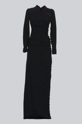 Long dress with colorful buttons  - Marco de Vincenzo - Rent Drexcode - 1