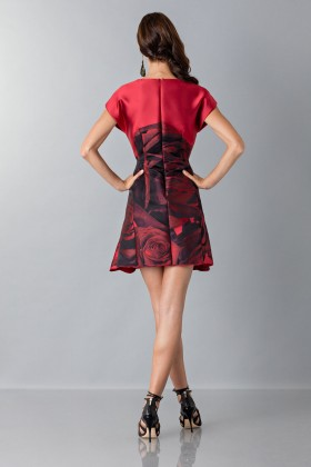Techno duchesse dress - Giambattista Valli - Rent Drexcode - 2