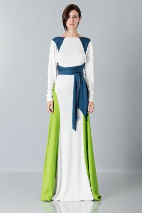 Draped long dress - Vionnet - Rent Drexcode - 1