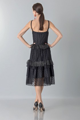 Petticoat with feather - Rochas - Sale Drexcode - 2