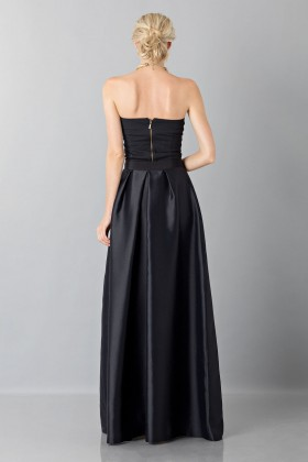 Full skirt and bustier top - Alberta Ferretti - Rent Drexcode - 2