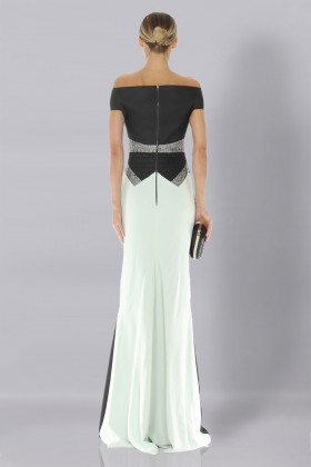 Long off-shoulder dress - Antonio Berardi - Rent Drexcode - 2