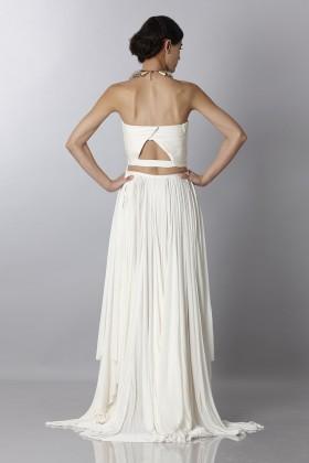 White dress - Vionnet - Rent Drexcode - 2