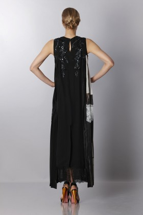 Embroidered tunic dress - Antonio Marras - Rent Drexcode - 2