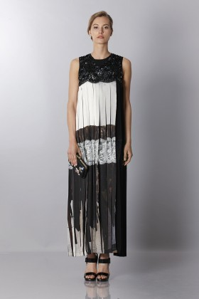 Embroidered tunic dress - Antonio Marras - Rent Drexcode - 1