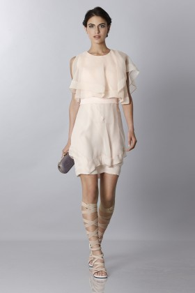 Silk dress - Antonio Berardi - Sale Drexcode - 1