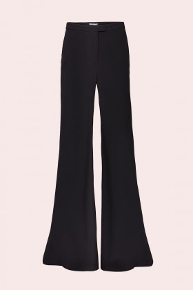 Pantalone svasato in raso cady - Redemption - Sale Drexcode - 1