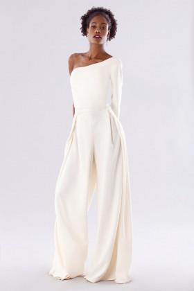 Jumpsuit white - Tot-Hom - Rent Drexcode - 1