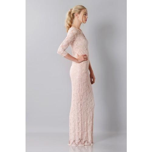 Vendita Abbigliamento Usato FIrmato - Long dress with sequin sale - Blumarine - Drexcode -5