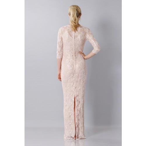 Vendita Abbigliamento Usato FIrmato - Long dress with sequin sale - Blumarine - Drexcode -4