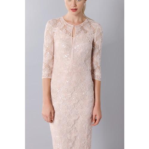Vendita Abbigliamento Usato FIrmato - Long dress with sequin sale - Blumarine - Drexcode -6
