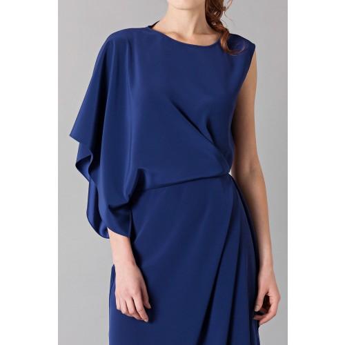 Vendita Abbigliamento Usato FIrmato - Dress with asymmetrical sleeves - Albino - Drexcode -7