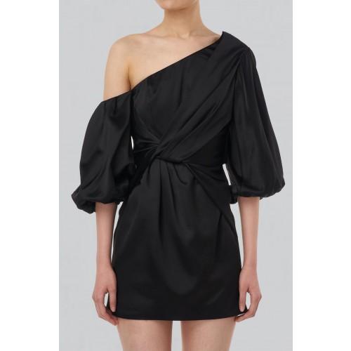 Vendita Abbigliamento Usato FIrmato - One-shoulder dress with off-shoulder sleeve - Amur - Drexcode -7