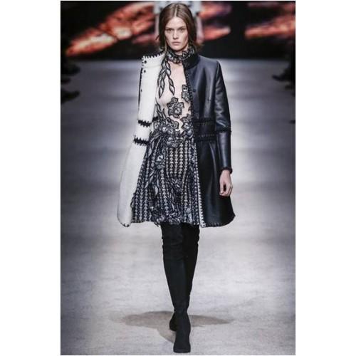 Vendita Abbigliamento Usato FIrmato - Silk and mohair dress - Alberta Ferretti - Drexcode -1