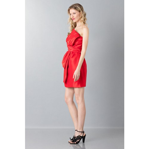 Vendita Abbigliamento Usato FIrmato - Silk bustier dress - Moschino - Drexcode -1
