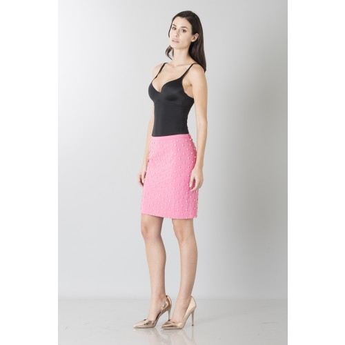 Vendita Abbigliamento Usato FIrmato - Skirt with diamonds - Moschino - Drexcode -10
