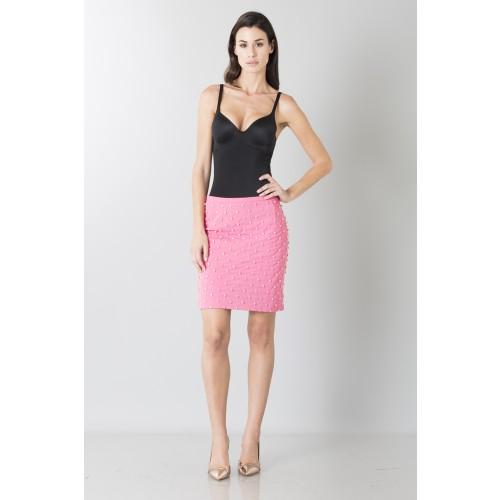 Vendita Abbigliamento Usato FIrmato - Skirt with diamonds - Moschino - Drexcode -11