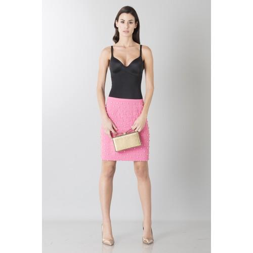 Vendita Abbigliamento Usato FIrmato - Skirt with diamonds - Moschino - Drexcode -9