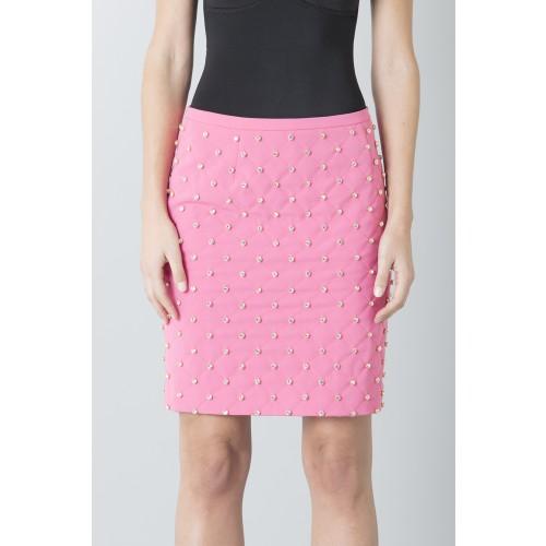 Vendita Abbigliamento Usato FIrmato - Skirt with diamonds - Moschino - Drexcode -12