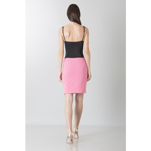 Vendita Abbigliamento Usato FIrmato - Skirt with diamonds - Moschino - Drexcode -13
