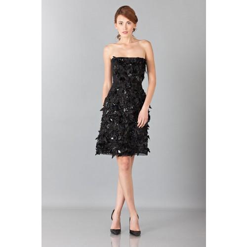 Vendita Abbigliamento Usato FIrmato - Rhinestone beaded dress - Alberta Ferretti - Drexcode -2