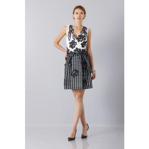 Vendita Abbigliamento Usato FIrmato - Silk and mohair dress - Alberta Ferretti - Drexcode -6
