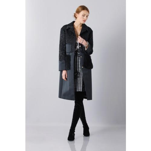 Vendita Abbigliamento Usato FIrmato - Silk and mohair dress - Alberta Ferretti - Drexcode -7