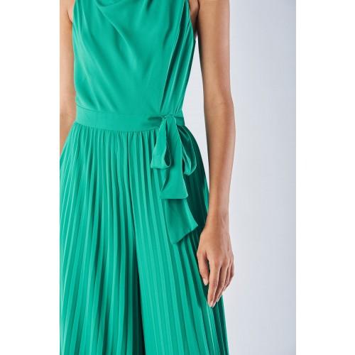 Vendita Abbigliamento Usato FIrmato - Jumpsuit with pleated leg - Halston - Drexcode -15