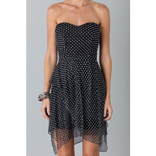 Vendita Abbigliamento Usato FIrmato - Bustier dress - Blumarine - Drexcode -2