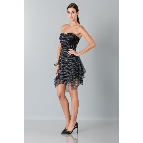 Vendita Abbigliamento Usato FIrmato - Bustier dress - Blumarine - Drexcode -7