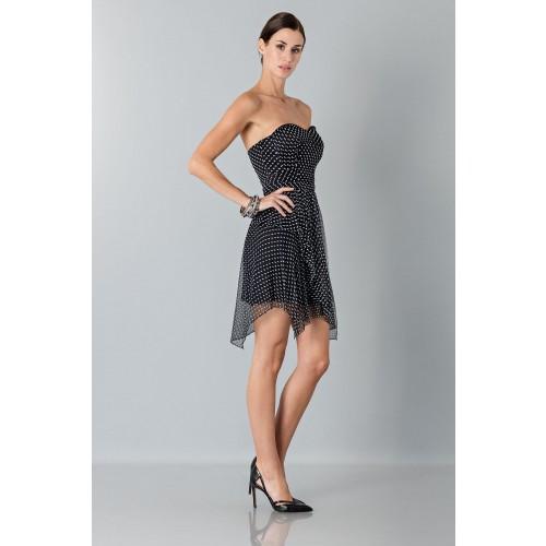 Vendita Abbigliamento Usato FIrmato - Bustier dress - Blumarine - Drexcode -5