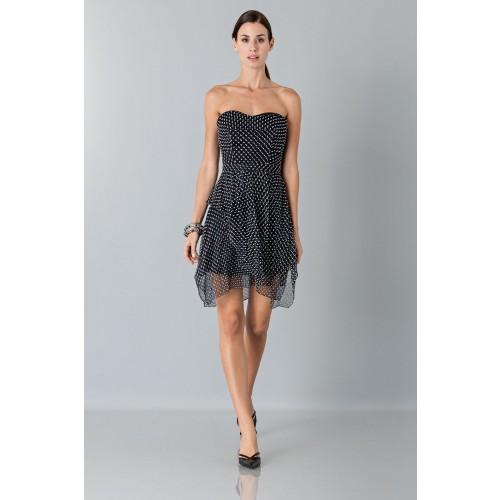 Vendita Abbigliamento Usato FIrmato - Bustier dress - Blumarine - Drexcode -4