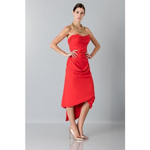 Vendita Abbigliamento Usato FIrmato - Silk dress - Vivienne Westwood - Drexcode -6