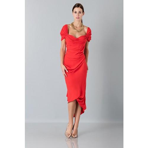 Vendita Abbigliamento Usato FIrmato - Silk dress - Vivienne Westwood - Drexcode -5