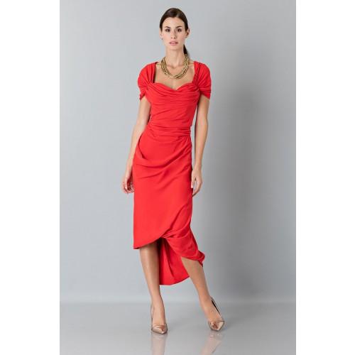 Vendita Abbigliamento Usato FIrmato - Silk dress - Vivienne Westwood - Drexcode -4