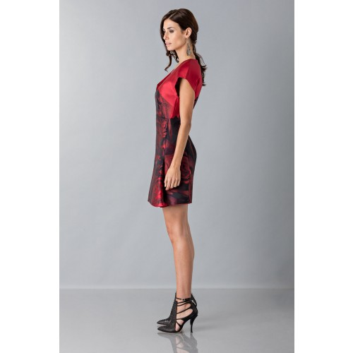 Vendita Abbigliamento Usato FIrmato - Techno duchesse dress - Giambattista Valli - Drexcode -6