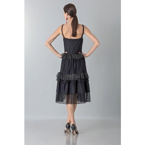 Vendita Abbigliamento Usato FIrmato - Petticoat with feather - Rochas - Drexcode -5