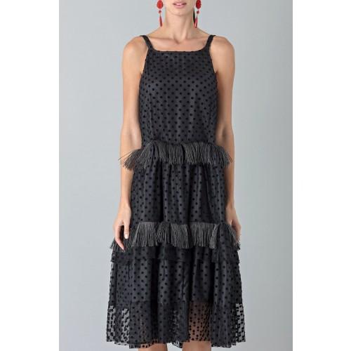 Vendita Abbigliamento Usato FIrmato - Petticoat with feather - Rochas - Drexcode -3