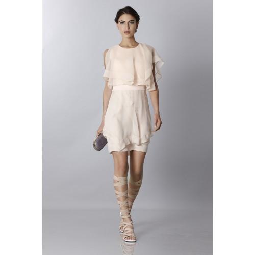 Vendita Abbigliamento Usato FIrmato - Silk dress - Antonio Berardi - Drexcode -6