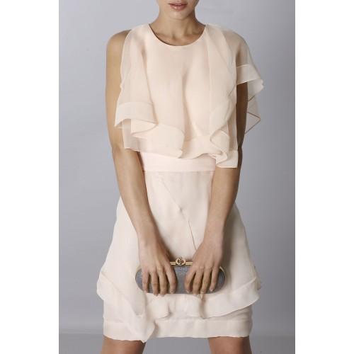 Vendita Abbigliamento Usato FIrmato - Silk dress - Antonio Berardi - Drexcode -4