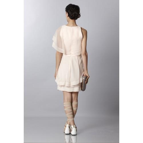 Vendita Abbigliamento Usato FIrmato - Silk dress - Antonio Berardi - Drexcode -3