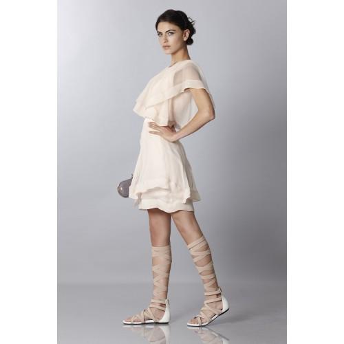 Vendita Abbigliamento Usato FIrmato - Silk dress - Antonio Berardi - Drexcode -5