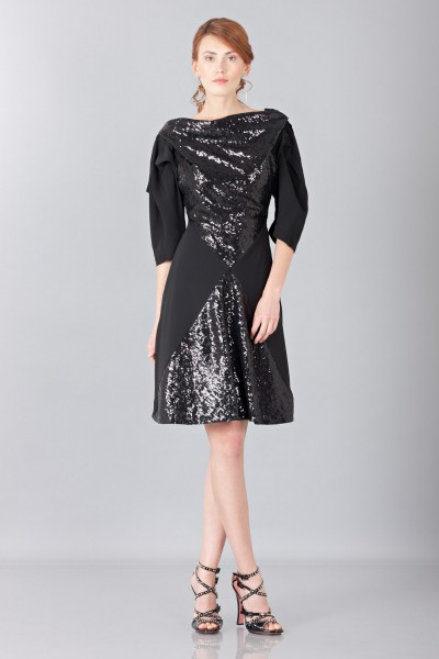 Paillettes dress
