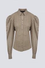 Drexcode - Camicia ampia con maniche a sbuffo - Federica Tosi - Vendita - 2